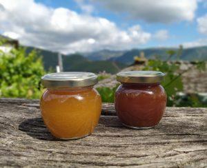 Tarro pequeño miel