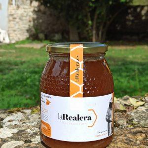 Miel de eucalipto, de Illas, Asturias